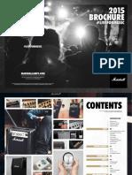 Marshall Brochure 2015 JAN15 V5 COMPACT