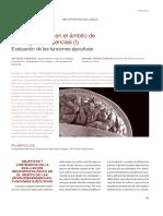 Neuropsicologia en El Ambito de Las Drogadependencias