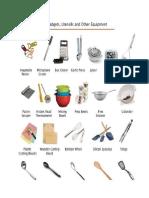 kitchen utensils.docx