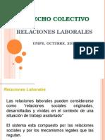 CLASE 6 Relaciones Colectivas 29.09.2014