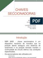 Chaves Seccionadoras