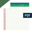 Finex Official Tabulation Sheet