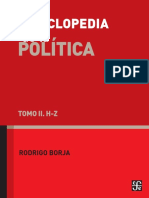 Enciclopedia de La Politica