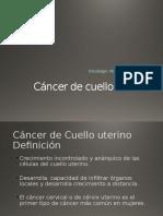 Oncología - Cancer de Cervix 2