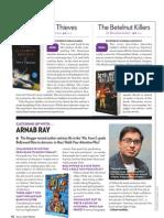 May 21 People Magazine Arnab interview