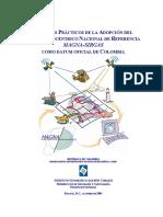 Aspectos Prc3a1cticos de La Adopcic3b3n Oficial de Magna Sirgas