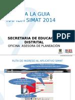 Guia Rapida 2014 SIMAT