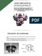 Curso Mecanica Motocicletas Motores Dos Tiempos Partes Componentes Mecanismo Funcionamiento