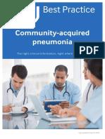 Community Adquired Pneumonia