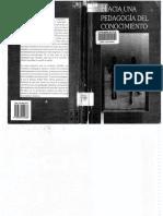 213736042 Florez Ochoa 1994 Hacia Una Pedagogia Del Conocimiento