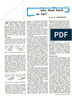 Why Feed Back So Far - Norman H. Crowhurst (Radio-Electronics, Sep 1953)