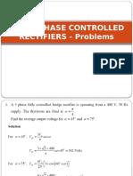 8 ThreePhaseRectifier Problems