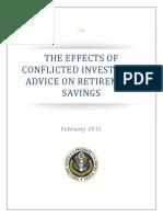 Retirement Planning US Govt Review
