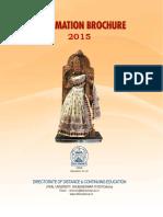 DDCE Prospectus 2015-16