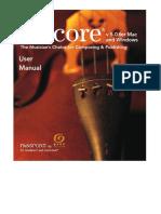 Encore 5 Manual