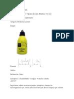 Providona Yodada y Dextrosal 70 % y Gelofusine Pronapem
