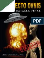 Proyecto Ovnis 4- La Batalla Final