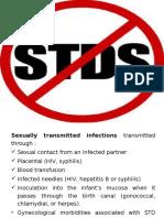 Sexual Transmittd Disease