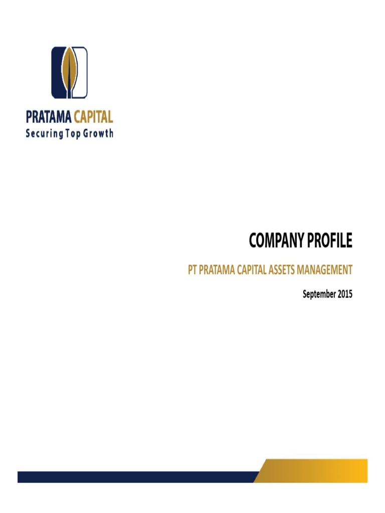 Company Profile Pratama Indoaurya Life 3 Jiwa