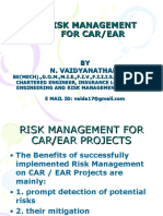 Risk Management for Car