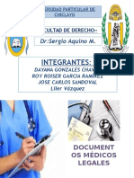 DOCUMENTOS MEDICOS LEGAL.pptx
