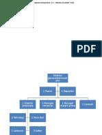 Organigrama Plan de Afaceri