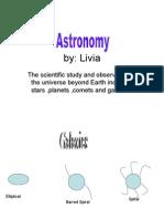 Livia Astronomy