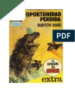 LCDEE 26 - Burton Hare - Oportunidad Perdida