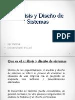INSUCO Analisis y Diseño 1P