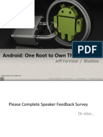 Forristal Android One Root to Own