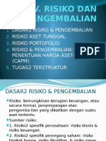 5 Risiko Dan Pengembalian MK1 Warsono