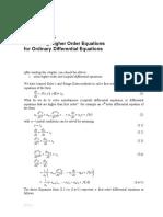 [08.05] - On Solving Higher Order Equations for ODEs