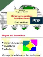 SIM Mergers