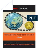 Companion to the Indian Economy 2016
