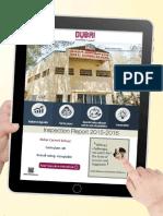 KHDA - Dubai Carmel School 2015 2016