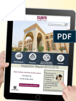KHDA - Dubai Arabian American Private School 2015 2016