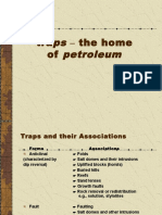 5.Traps – the Home of Petroleum