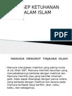 Konsep Ketuhanan Tugas Agama Kelompok