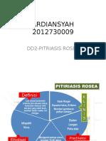ptiriasis rosea