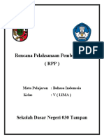 cover RPP