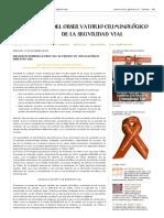 Observatorio de Criminologia Vial _ Una Nueva Nomenclatura_ Del Accidente de Circulación Al Siniestro Vial