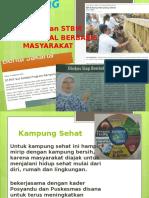 Konsep kampung sehat berbasis STBM.pptx