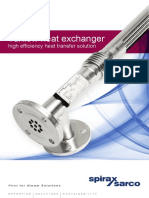 Turflow Heat Exchanger High Efficiency Heat Transfer Solution-Sales Brochure