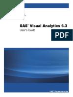 SAS VA 6.3