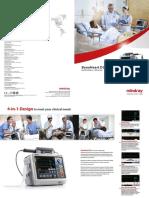 Defibrillator Monitor