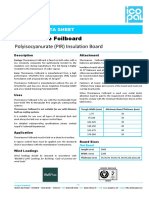 Thermazone Foilboard Insulation Datasheet