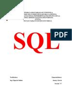 SQL Scrib