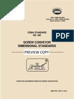 Ansi Cema Standard 300-2009