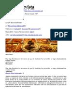 Nueva Revista - Luculo Desencadenado