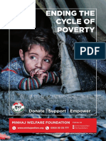 Ending the Cycle of Poverty - Minhaj Welfare Foundation